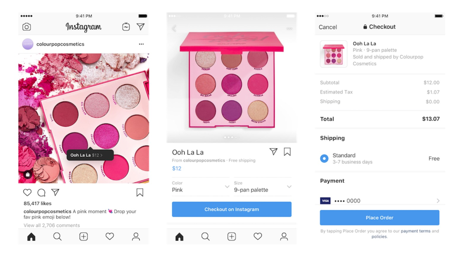 Instagram rolls out Checkout payment feature, data handled