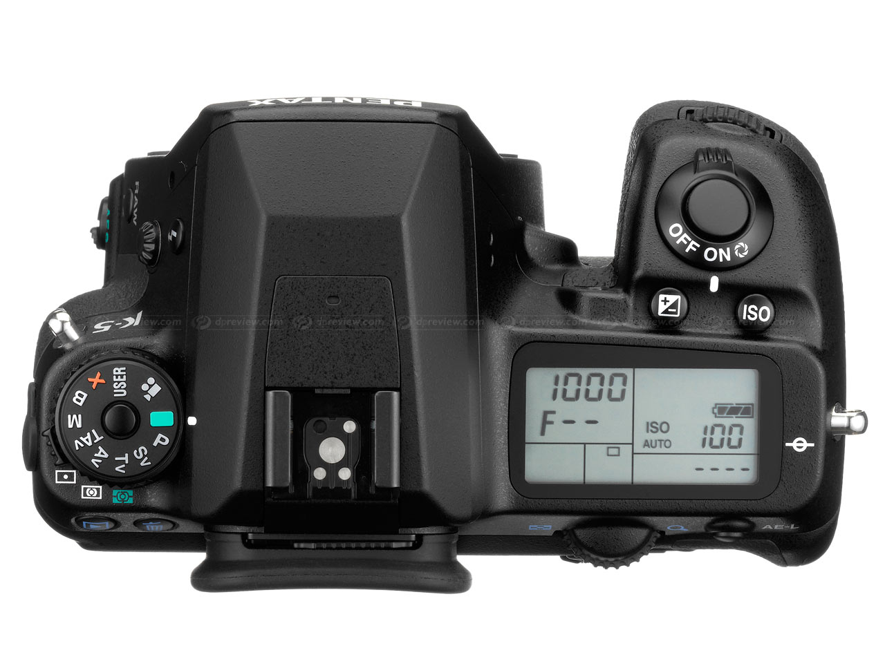 Pentax K-5 announced and previewed: Digital Photography Review