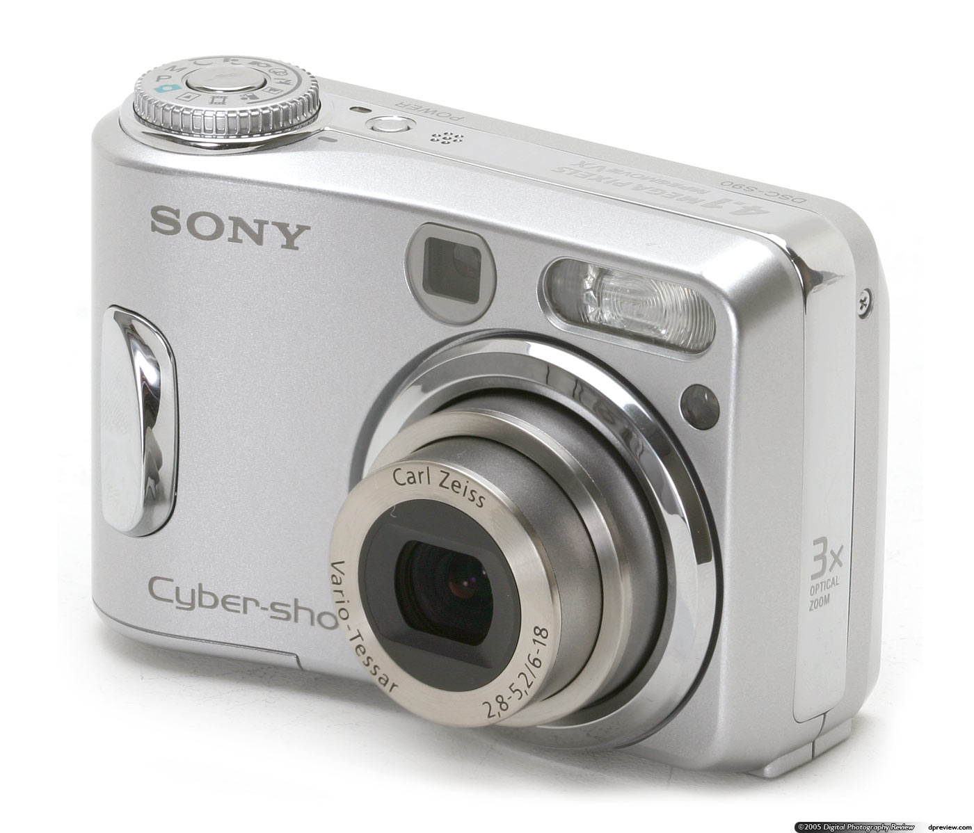 how to fix a sony cybershot camera lens