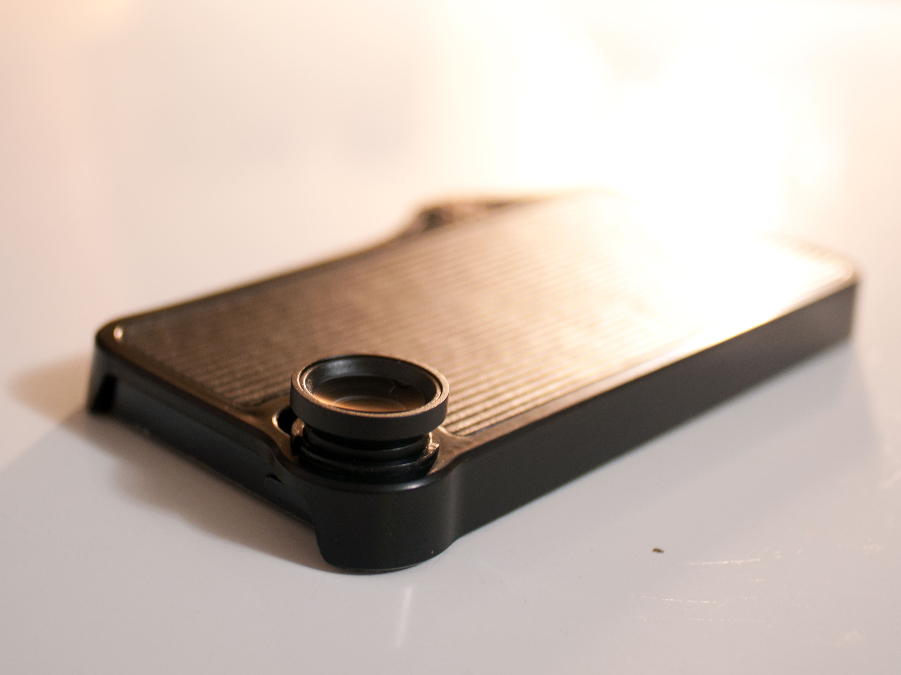 half off d7598 87085 Accessory review: PhoGo iPhone camera case and lenses: Digital ...
