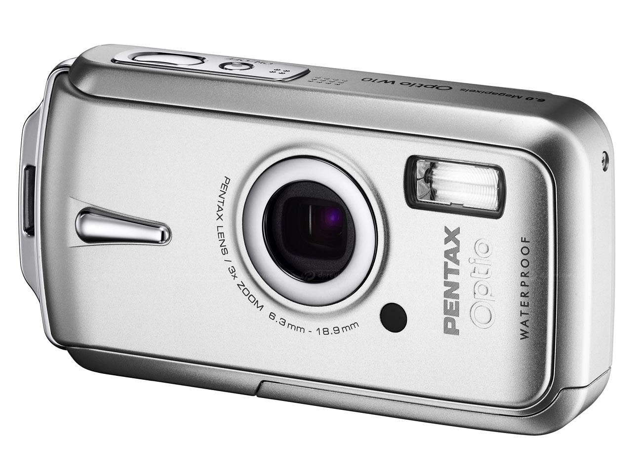 Pentax Optio W10 Digital Photography Review