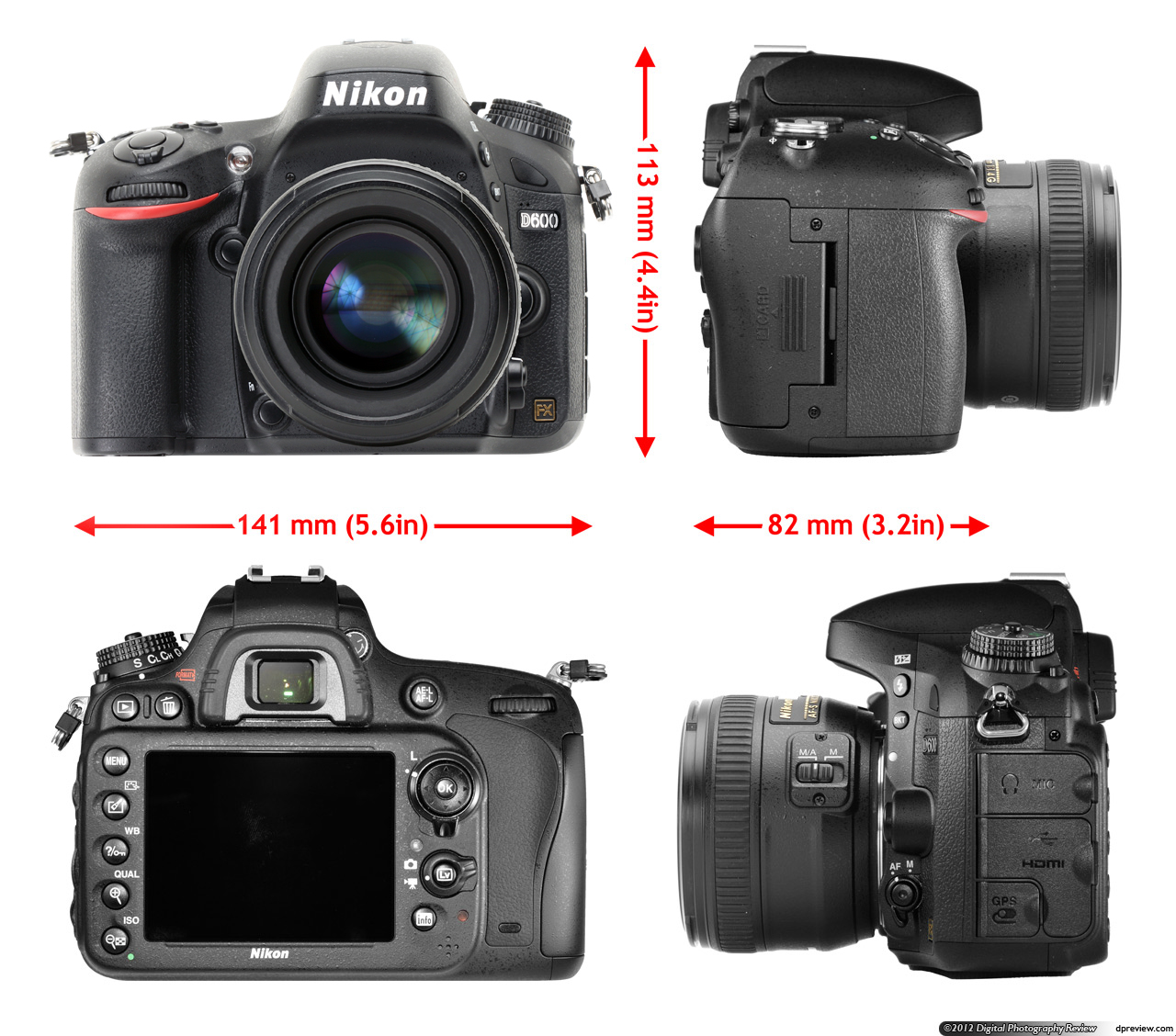 Nikon D600 In-Depth Review: Digital Photography Review