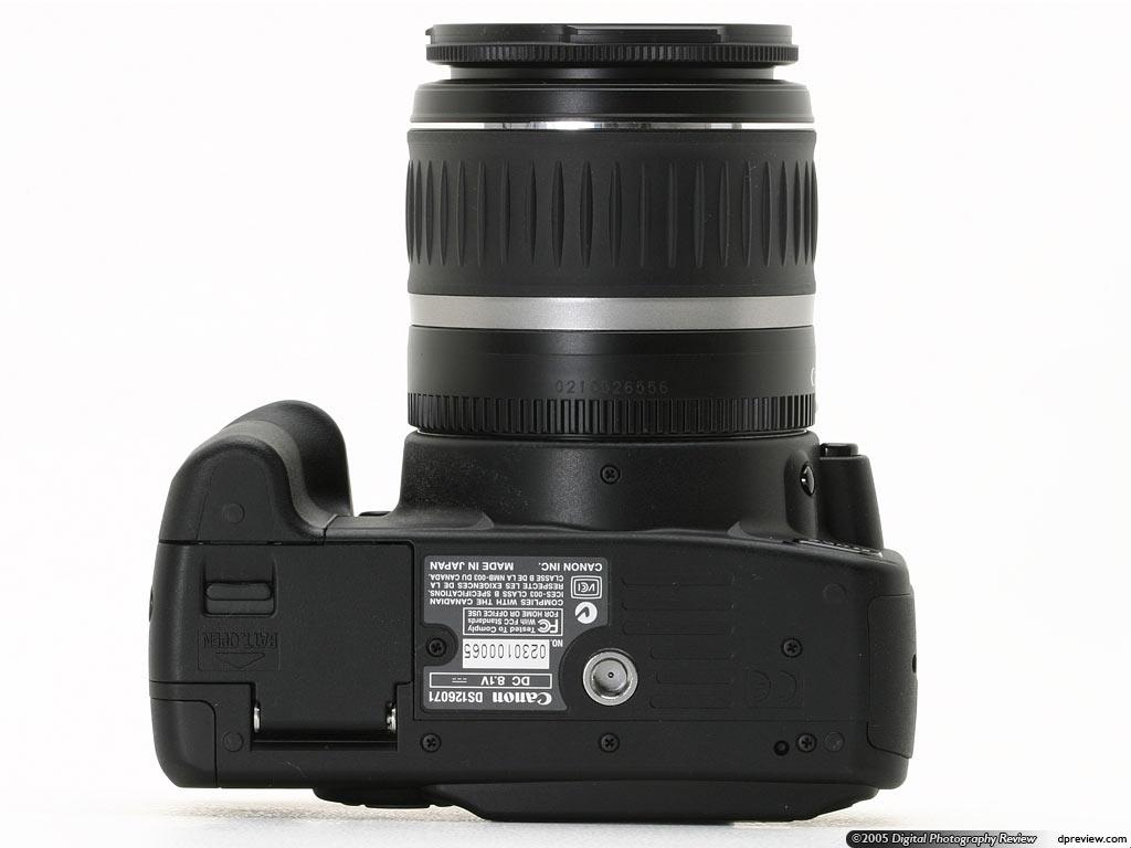 Canon EOS 350D / Digital Rebel XT/ Kiss n Digital Review