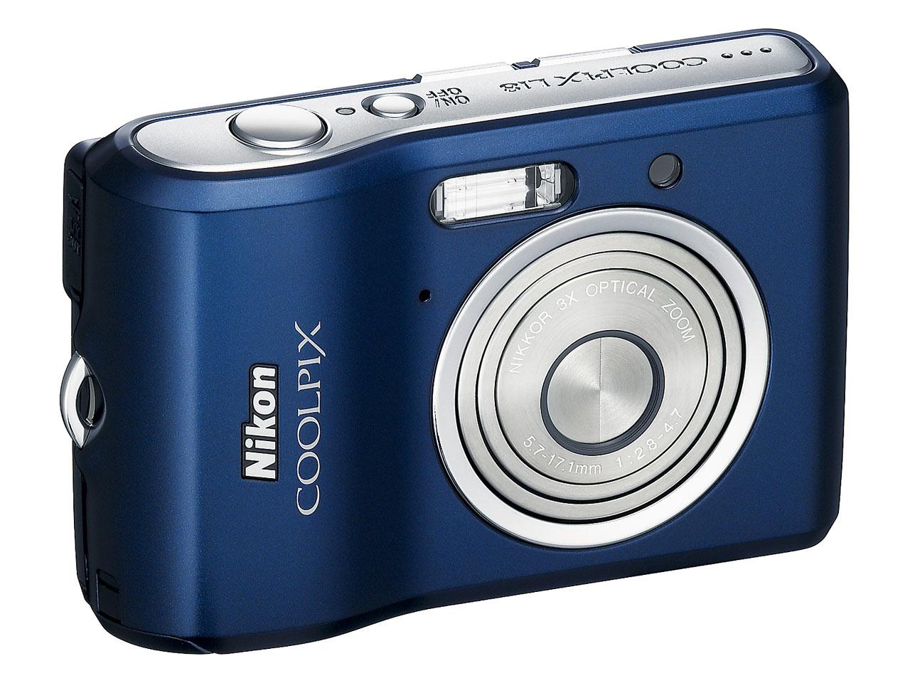 nikon coolpix l16 and l18 digital photography review rh dpreview com Nikon Coolpix Life Nikon Coolpix L16 Software