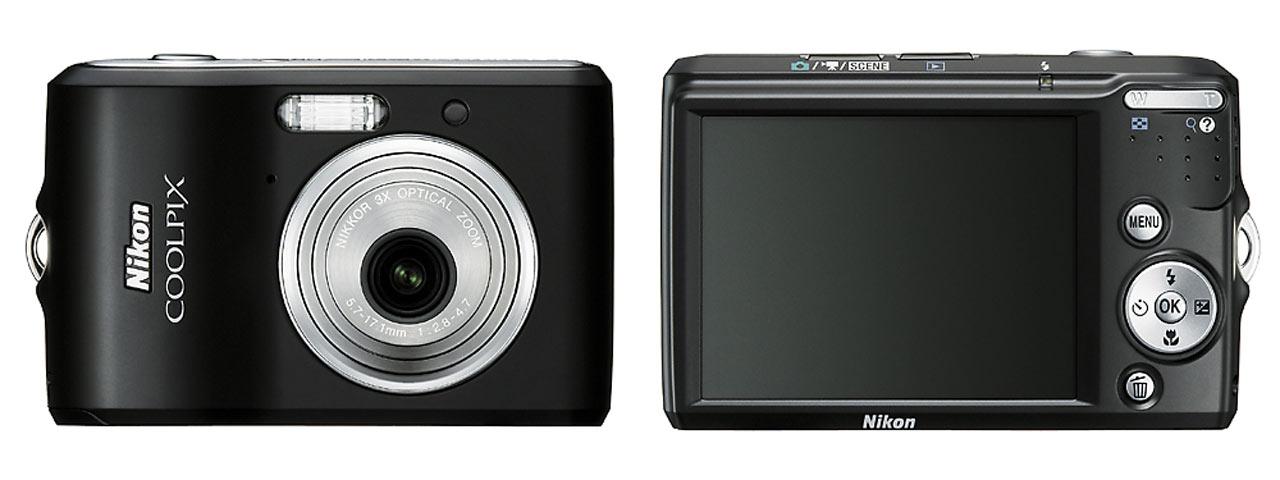 nikon coolpix l16 and l18 digital photography review rh dpreview com Nikon Coolpix L18 Camera Nikon Coolpix L18