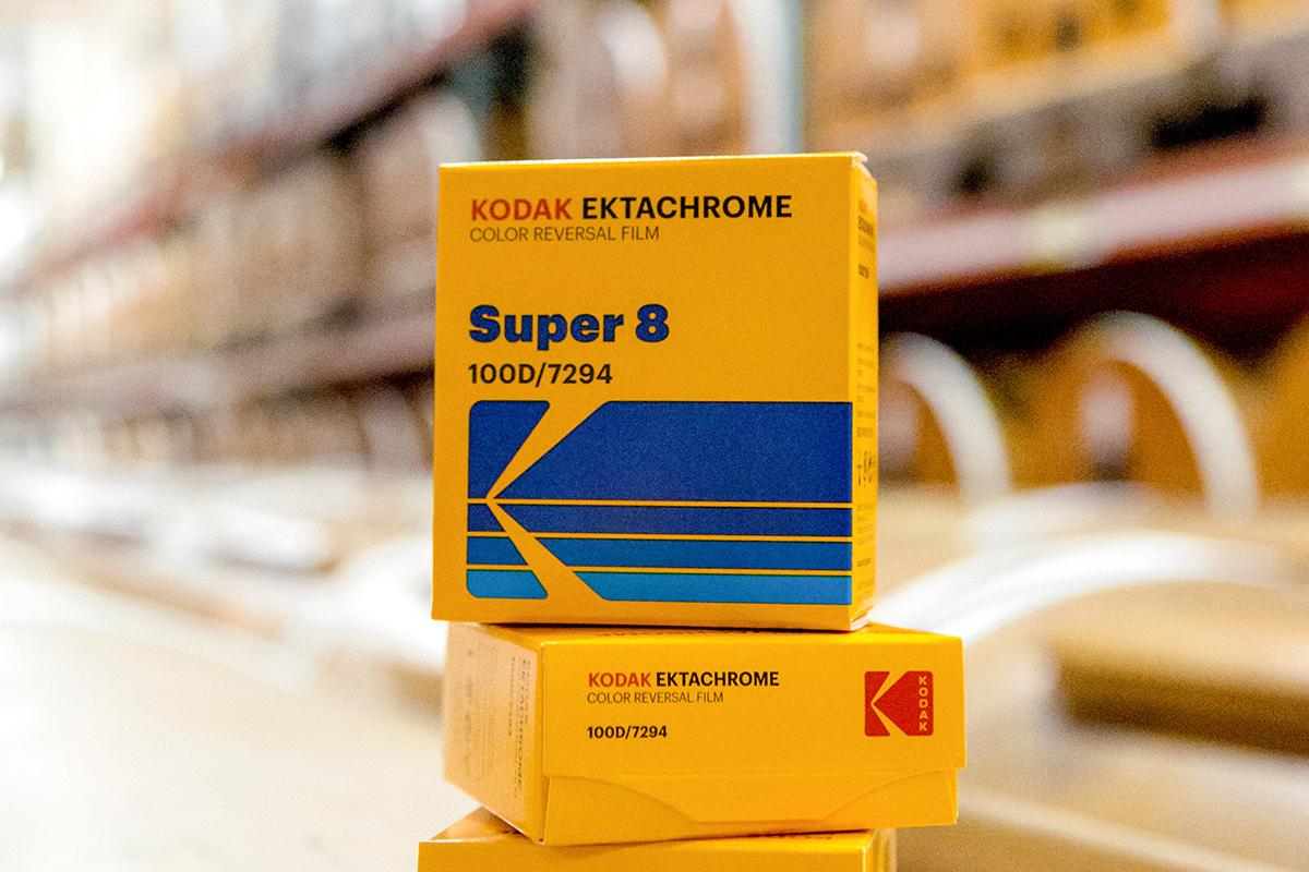 Kodak Alaris to release Ektachrome 120 and sheet film this summer