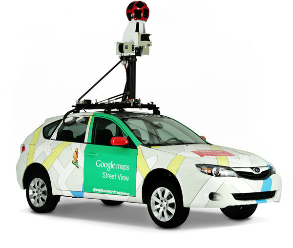 India says no to Google Street View, citing security concerns ... on