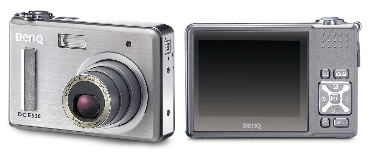 BENQ E520 DRIVERS MAC