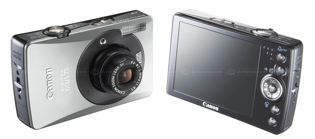 canon sd750 and sd1000 digital photography review rh dpreview com Canon Digital Camera Battery Charger S730 Digital Camera Canon