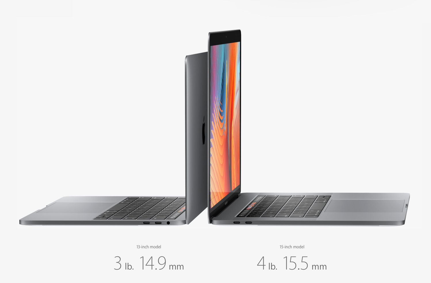 Apple revamps MacBook Pro lineup, adds \'Touch Bar\': Digital ...