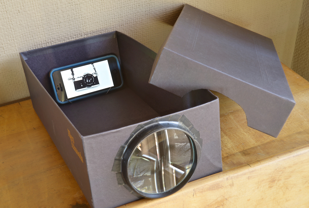 Make A Projector With Your Smartphone