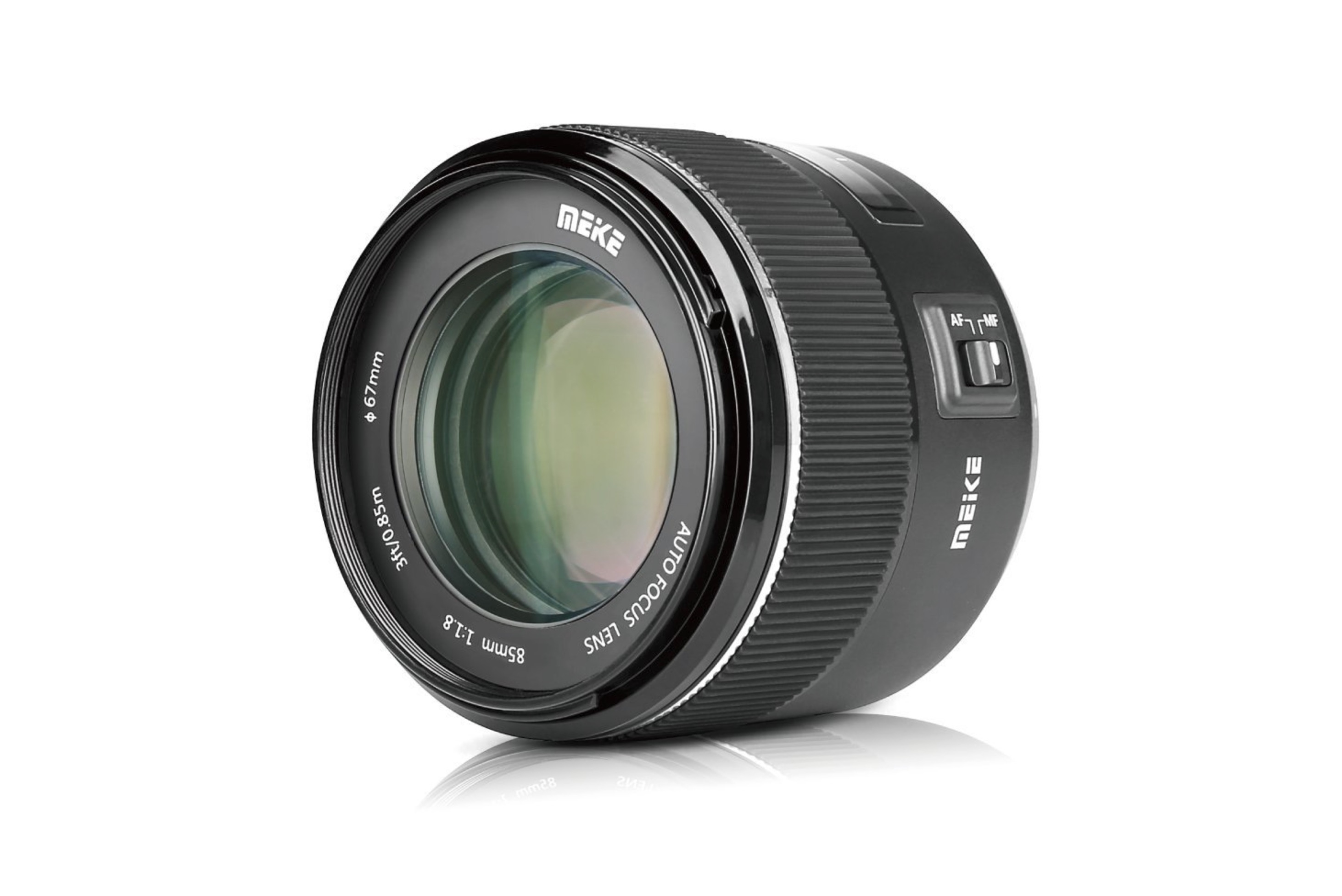 Meike's first autofocus lens is a new 85mm F1.8 prime that costs just $190:  Digital Photography Review