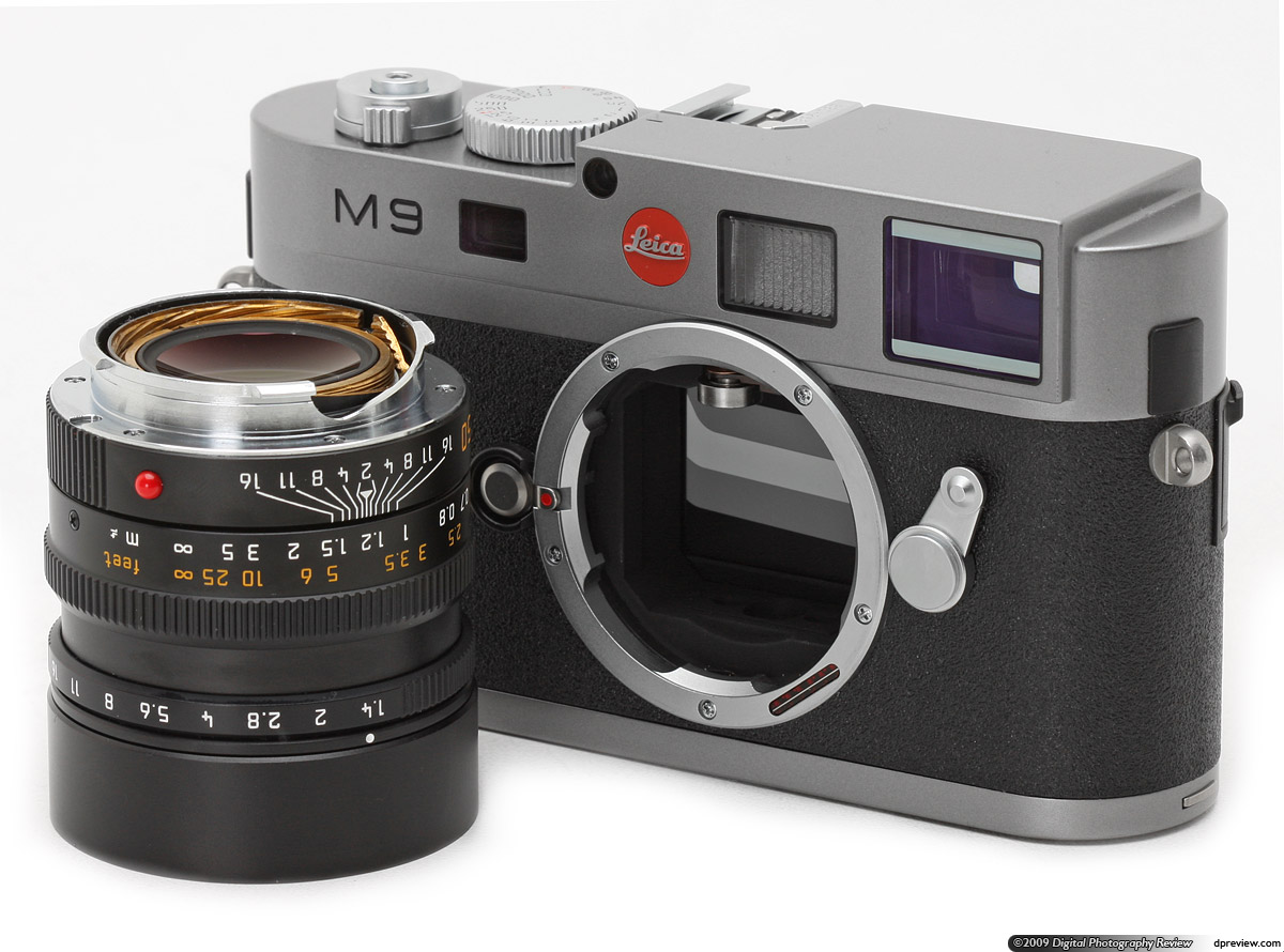 how to use leica m9