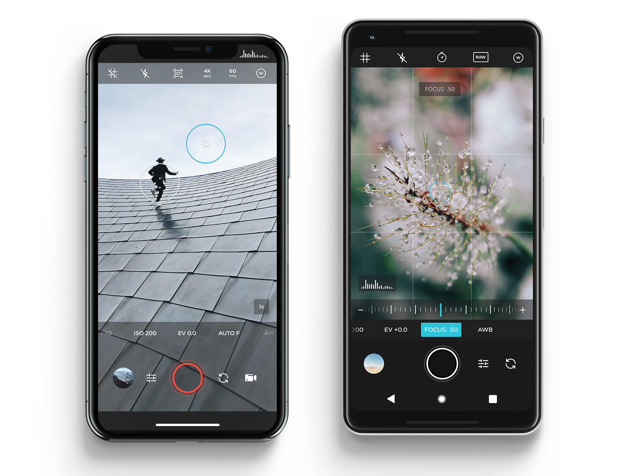 moment launches camera app with focus on manual control digital rh dpreview com Camera Movement free iphone camera app with manual focus