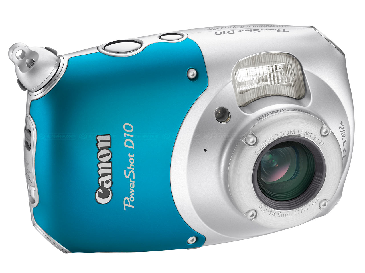 Canon PowerShot D10 waterproof camera emerges: Digital Photography ...