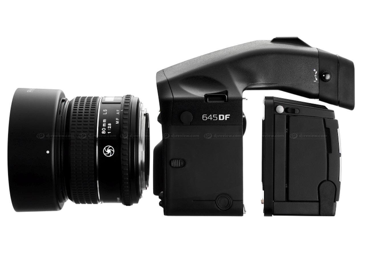 Phase One introduces 645DF medium format camera: Digital ...