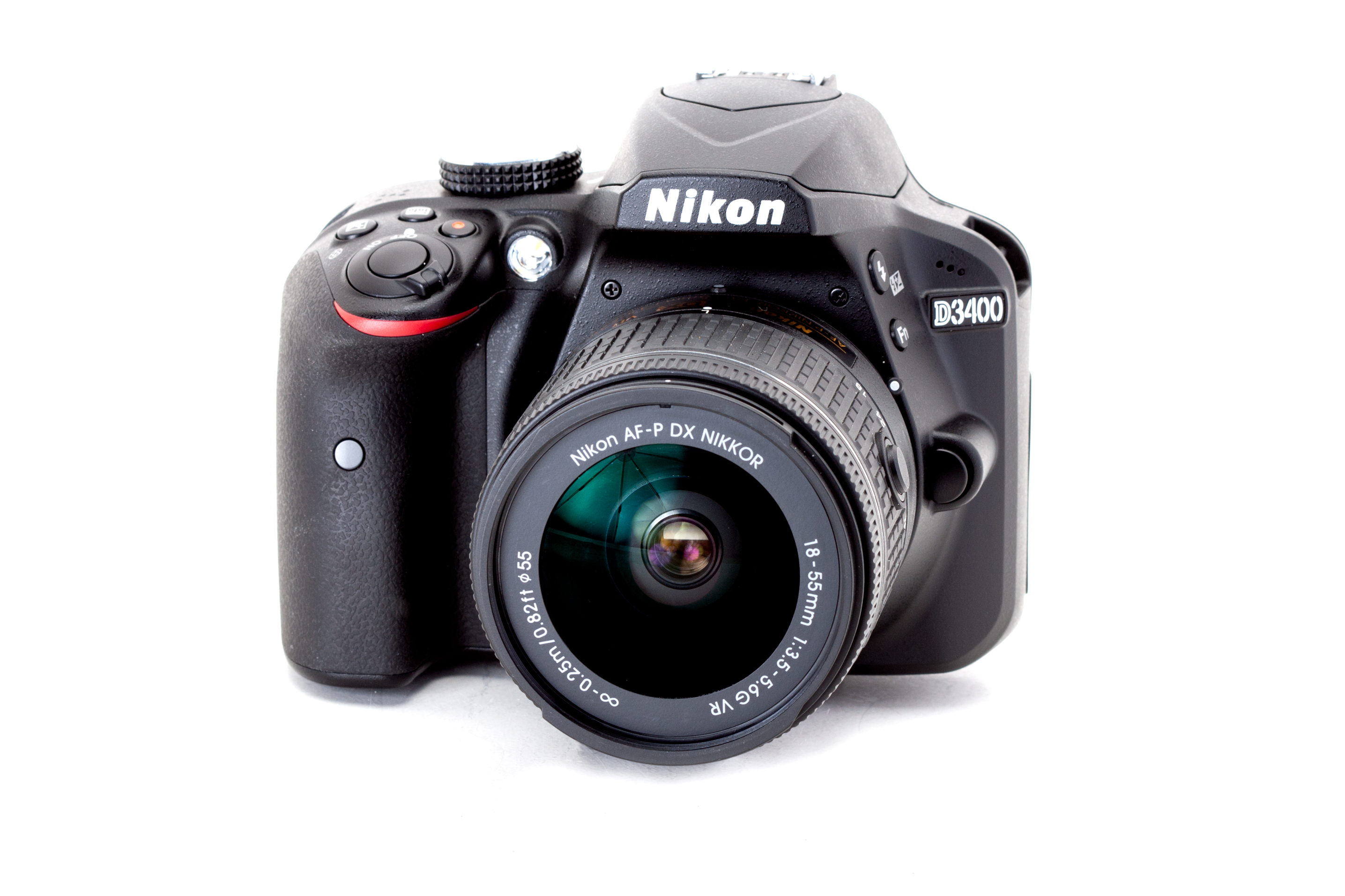 Nikon D3400 Review Digital Photography Review