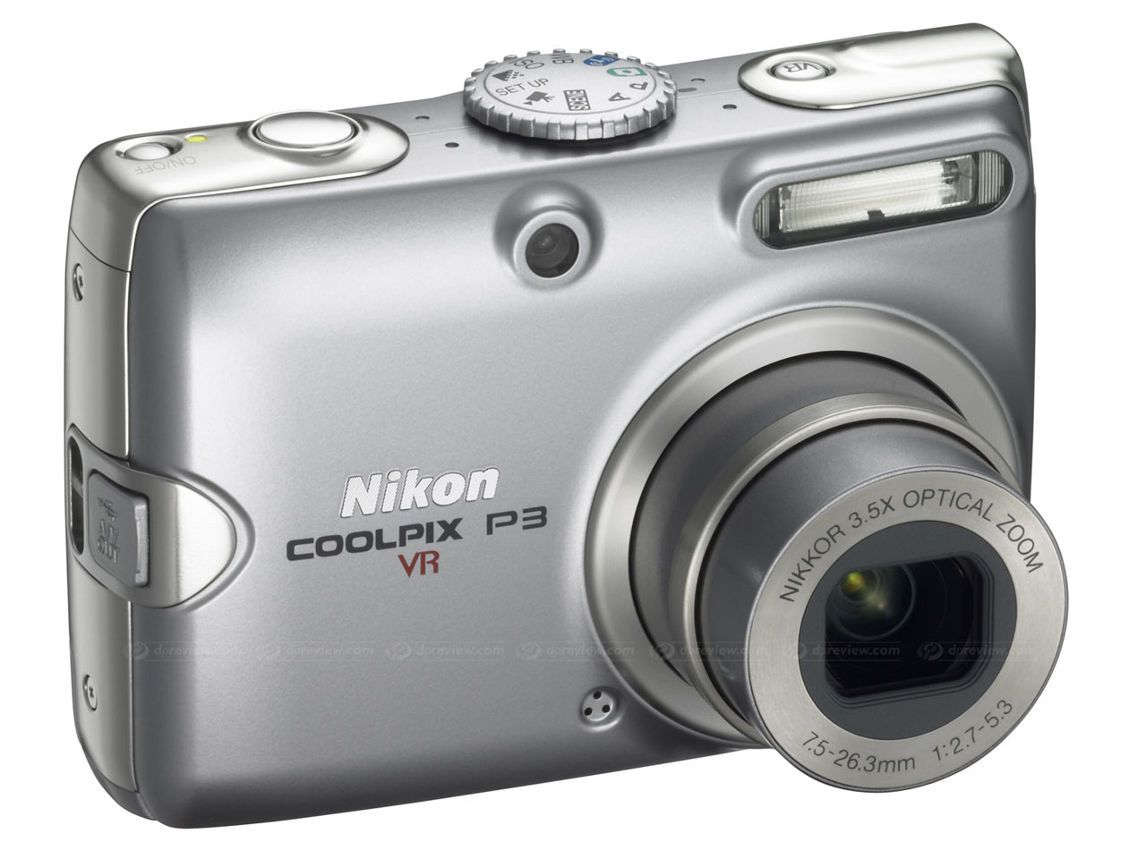 NEW DRIVER: NIKON COOLPIX P4