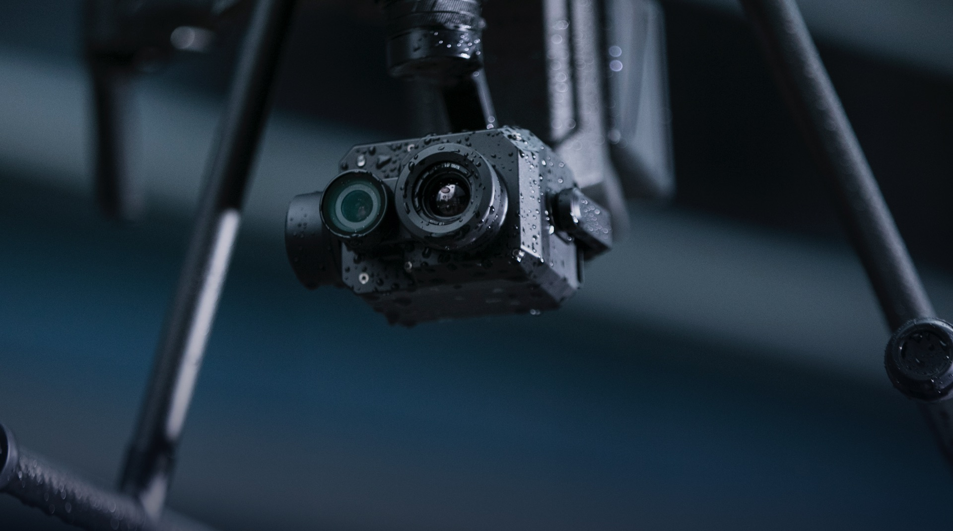 DJI launches Zenmuse XT2 4K visual and thermal camera for