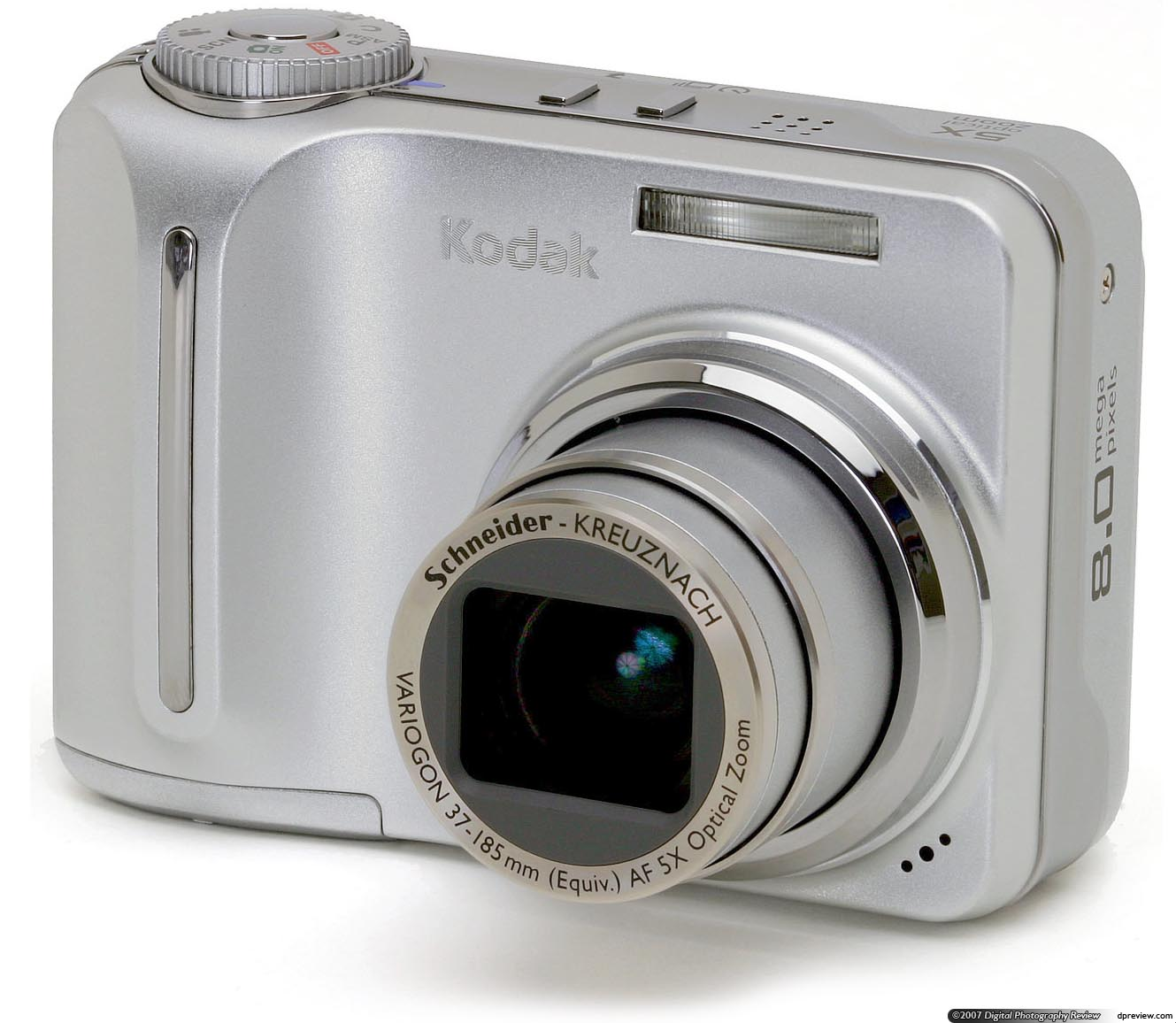 Kodak Easyshare C875 Review: Digital Photography Review