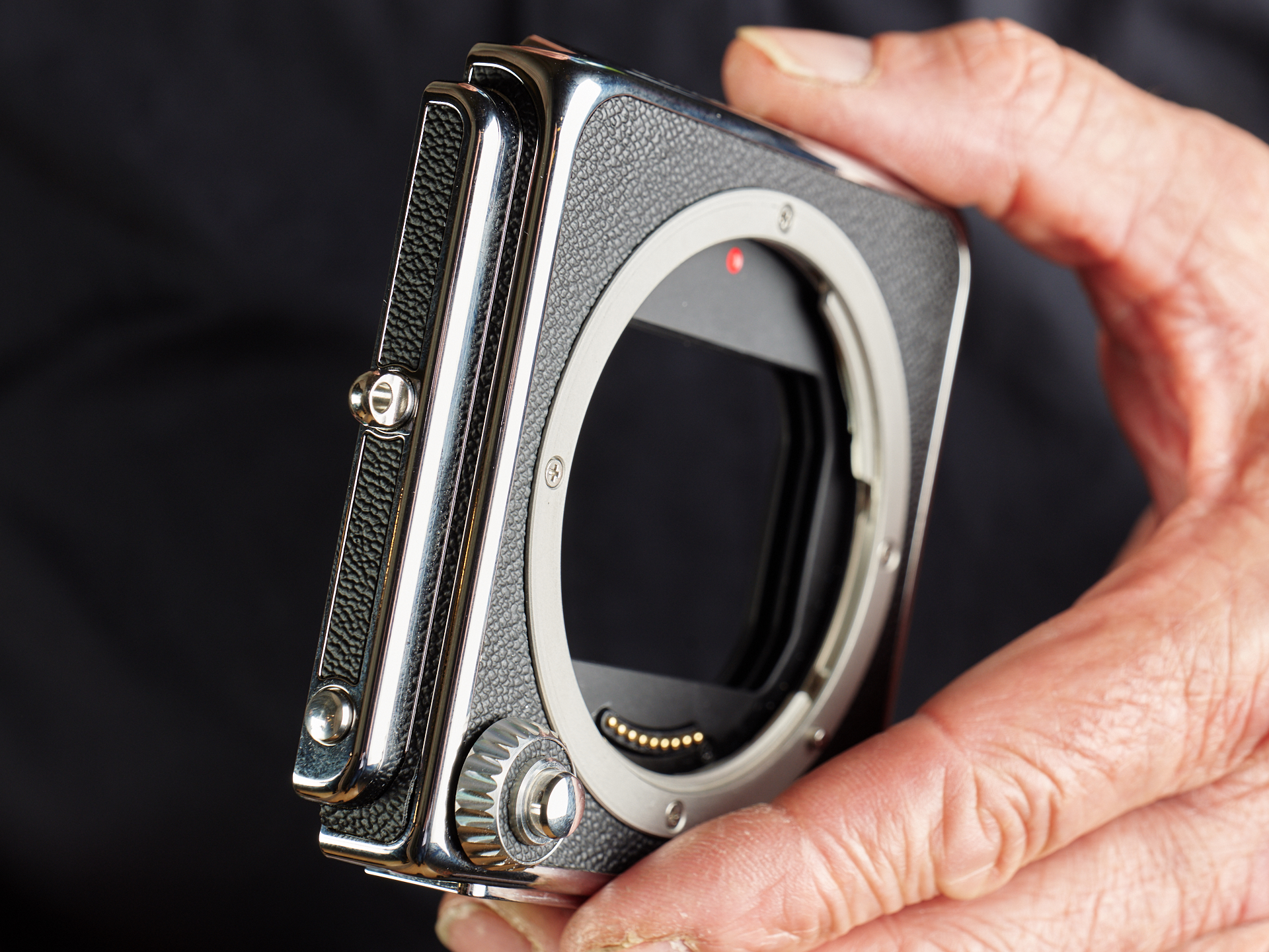 """Uwe Moebus of Hasselblad – """"We have learnt that we should"""