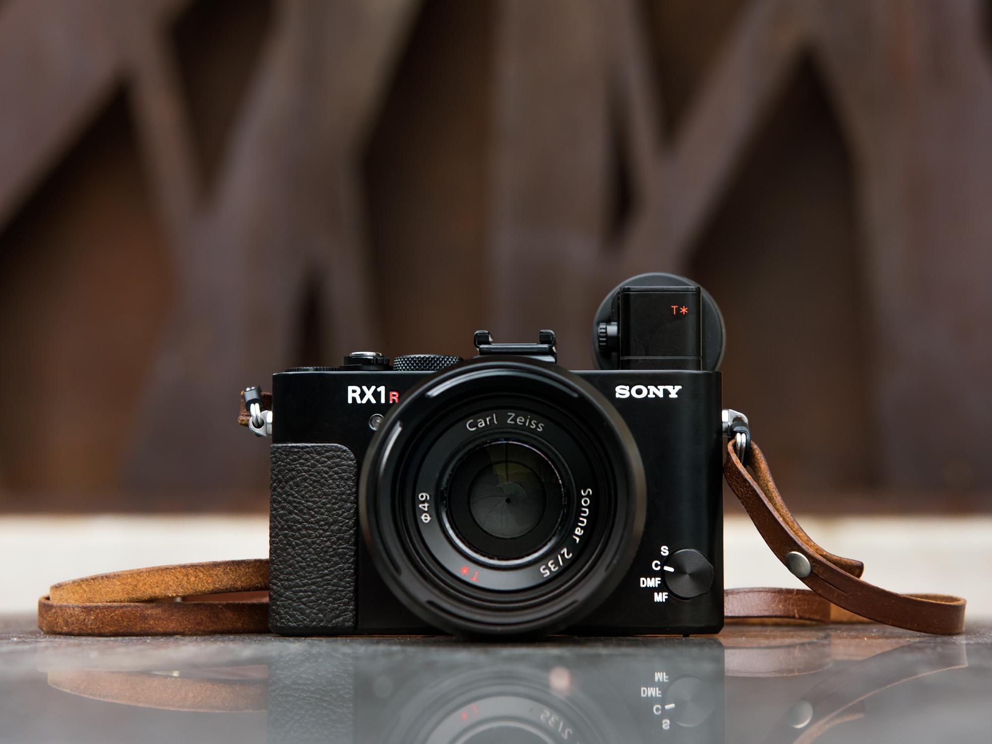 Compact Full Frame Camera