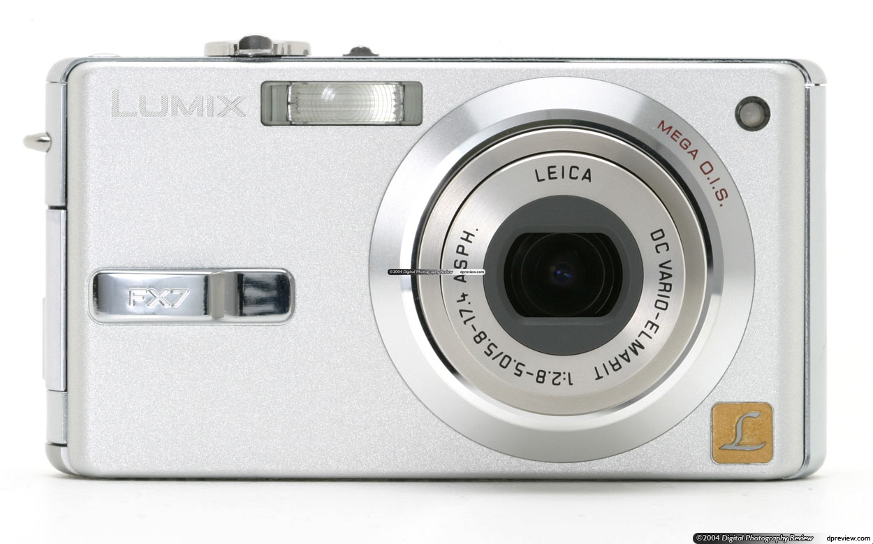 panasonic lumix dmc fx7 review digital photography review rh dpreview com Panasonic Lumix Camera Panasonic Lumix DMC ZS7