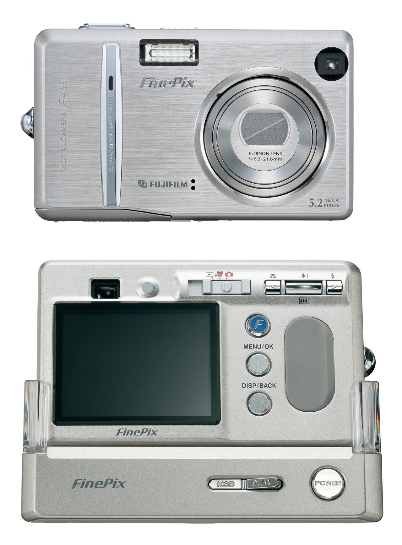 Fuji Finepix F455 Zoom Digital Photography Review