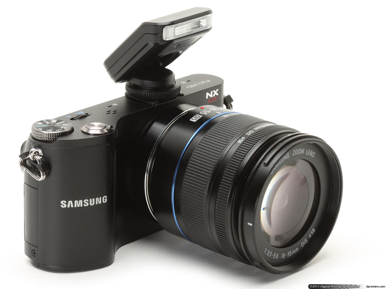 how to use samsung camera for movie
