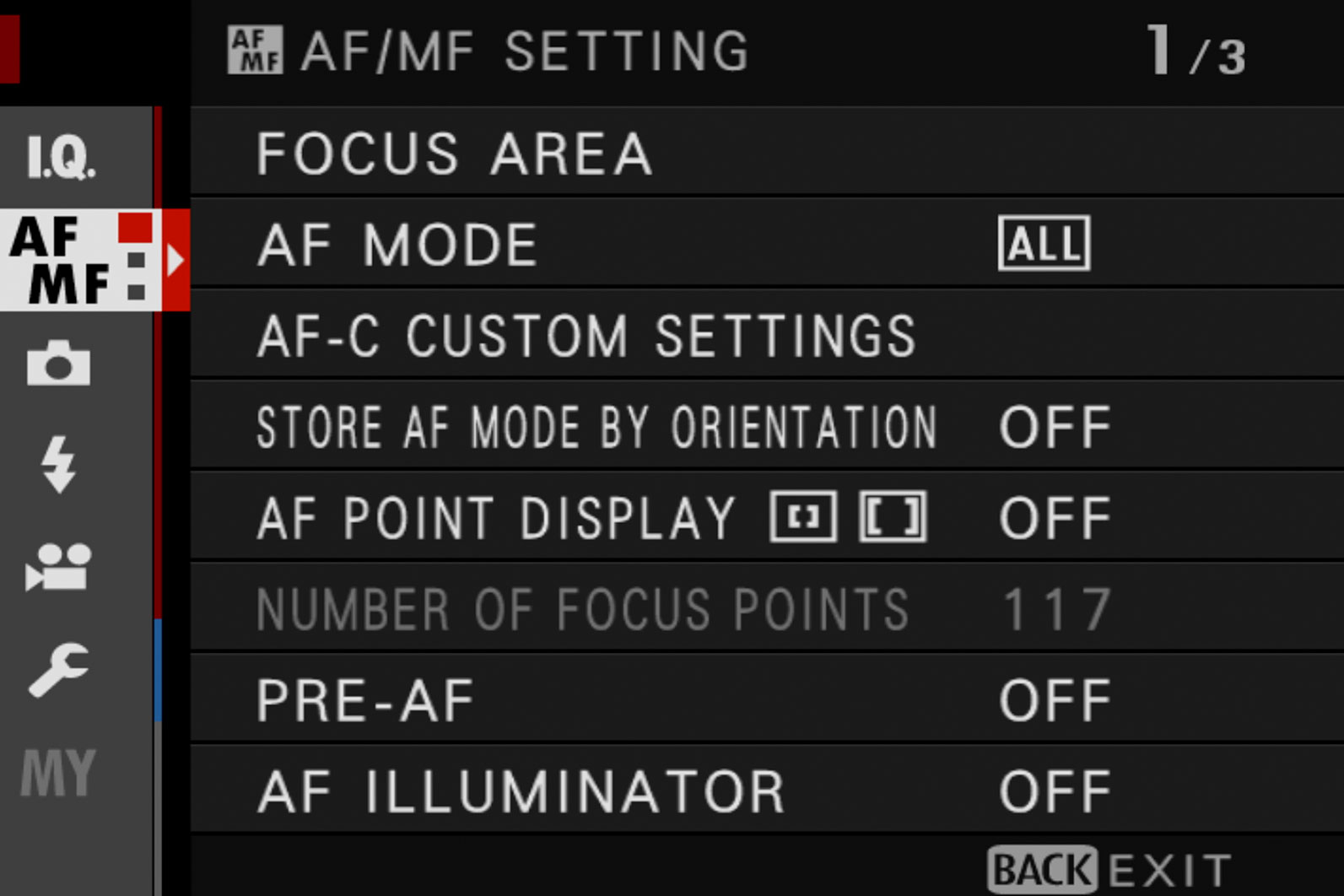 Fujifilm Gfx50s And Gfx50r Settings And 30 000 Frame Review