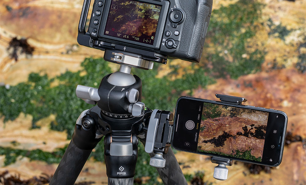 really right stuff updates its entire tripod line up with new