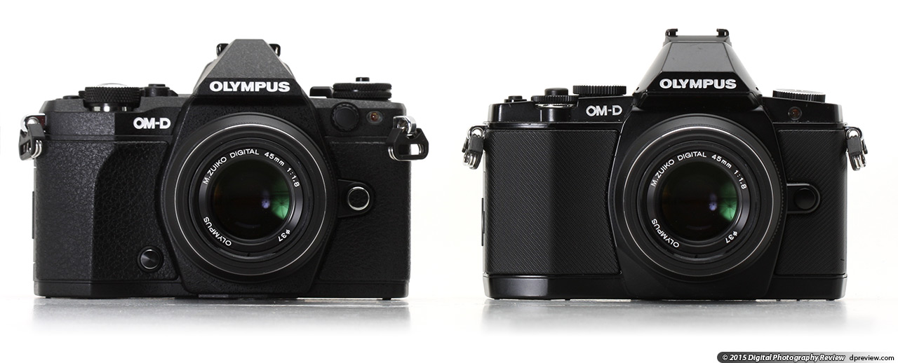 Olympus OM-D E-M5 II Review: Digital Photography Review