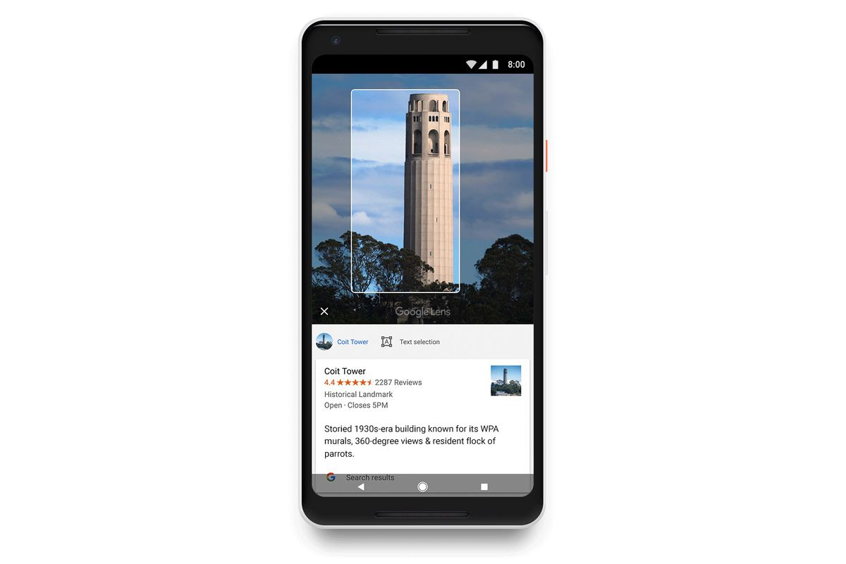 2b883b9a39afe9 Google Lens will soon be available in several Android camera apps ...