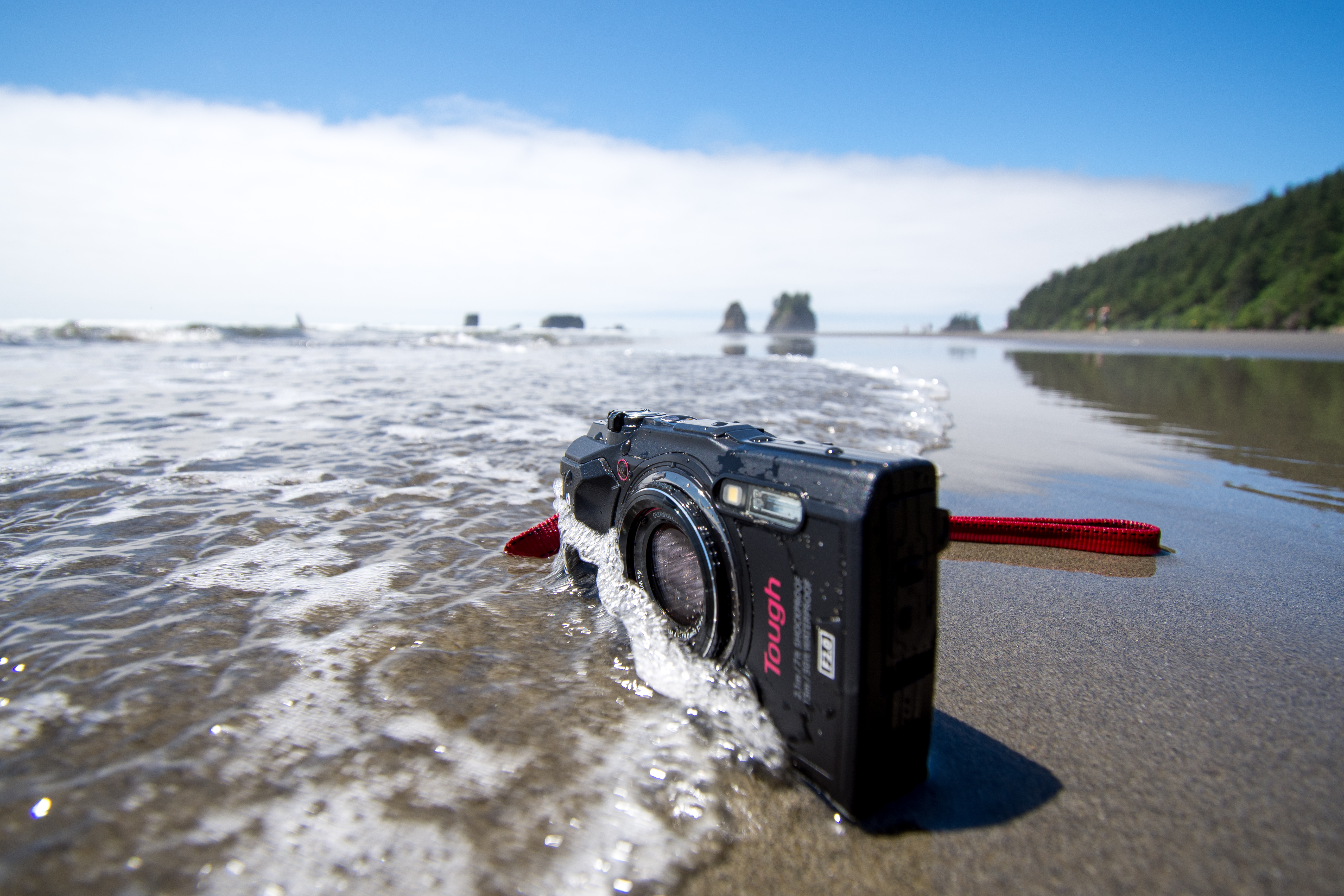 Washington State S Pacific Coastal Beaches Are Quite The Contrast To What You Usually Find Around Puget Sound Near Seattle Pebbles Barnacled Rocks And