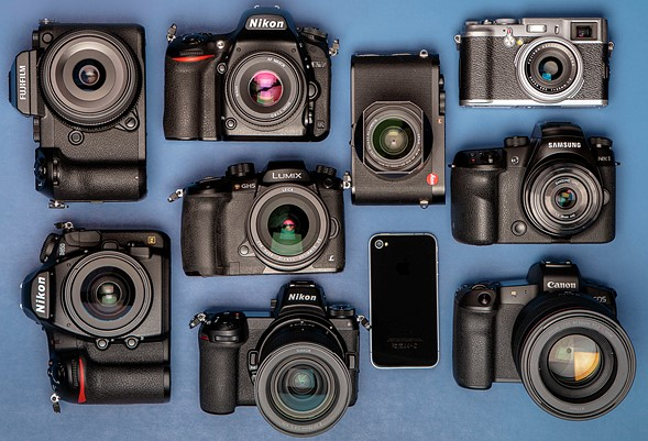 Have your say: Most important cameras of the 2010s: Digital ...