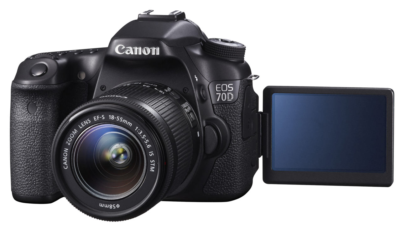 London, UK, 2 July 2013 – Canon today unveils an outstanding new addition  to its world-famous EOS series – the EOS 70D. Designed for aspiring  enthusiast ...