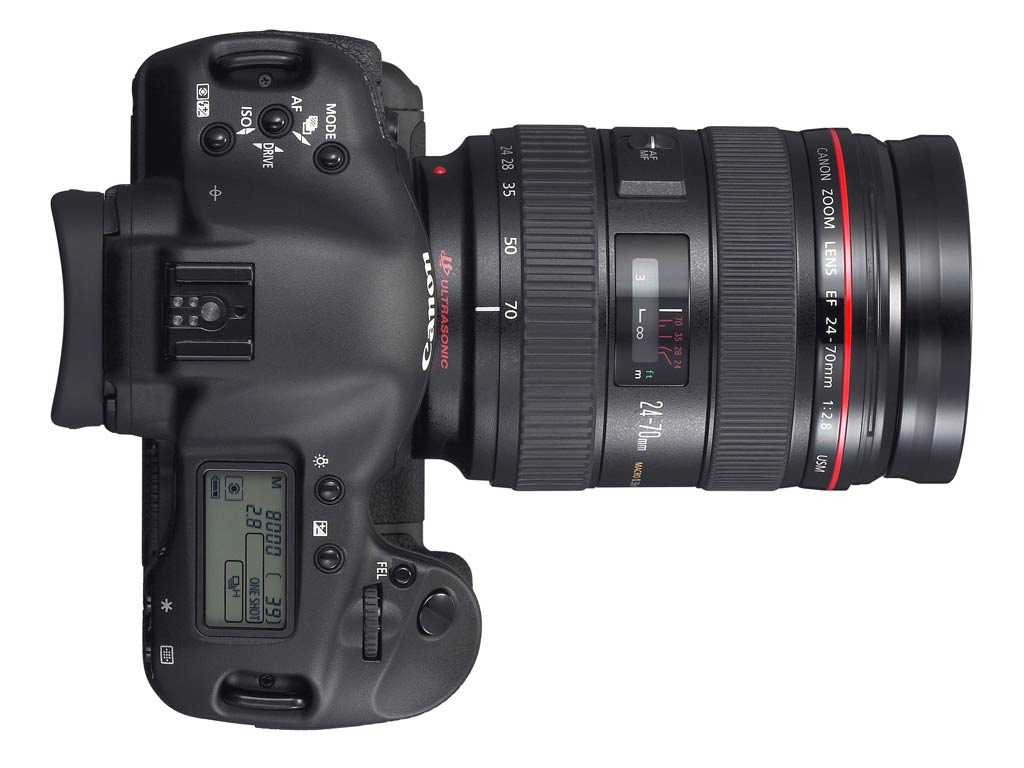 Canon EOS-1D Mark II N ...