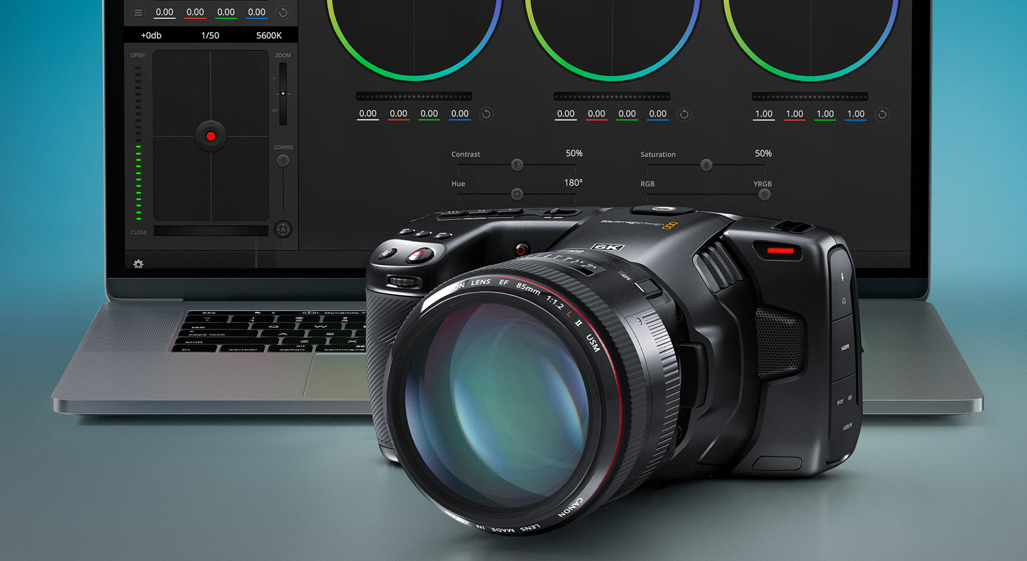 Blackmagic Design S Pocket Cinema Camera 6k Now Costs 1 995 After Permanent Price Drop Digital Photography Review