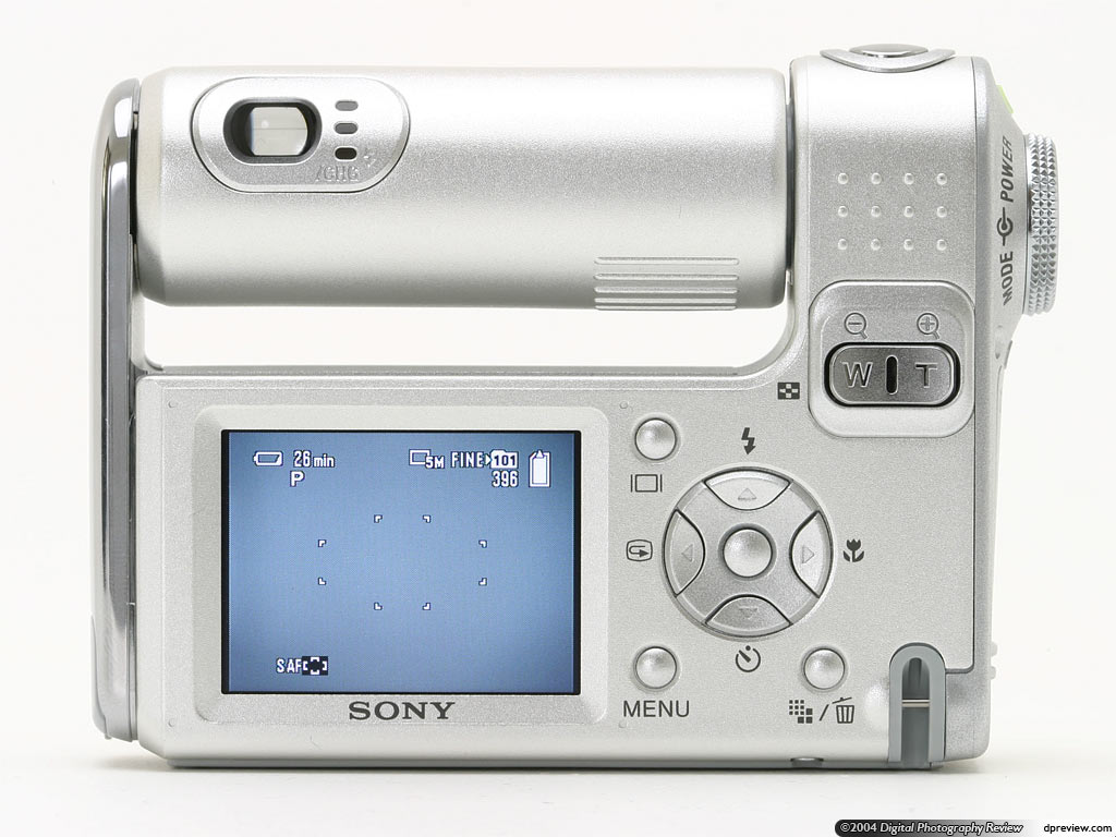 Sony Dsc F88 Digital Photography Review