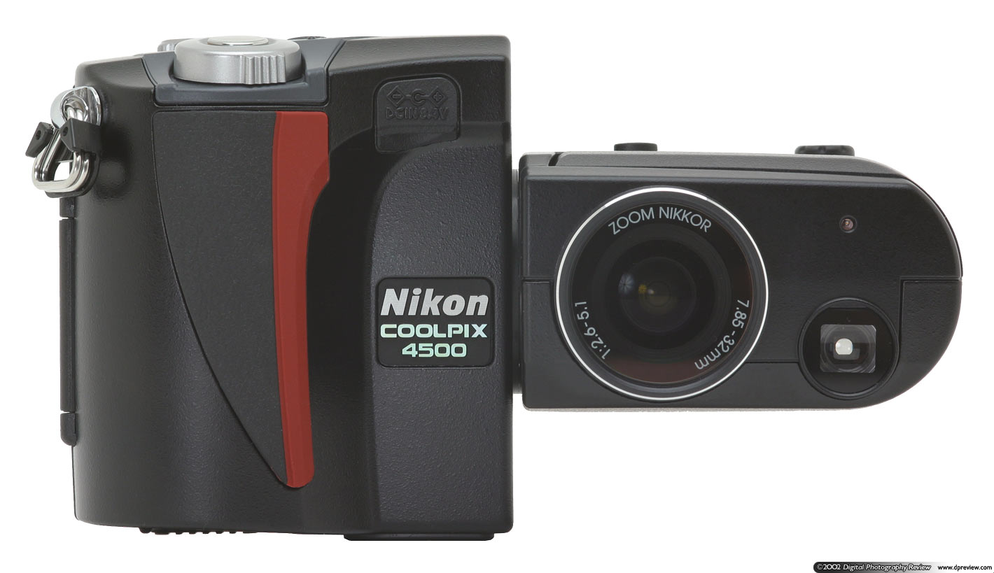 nikon coolpix 4500 review digital photography review
