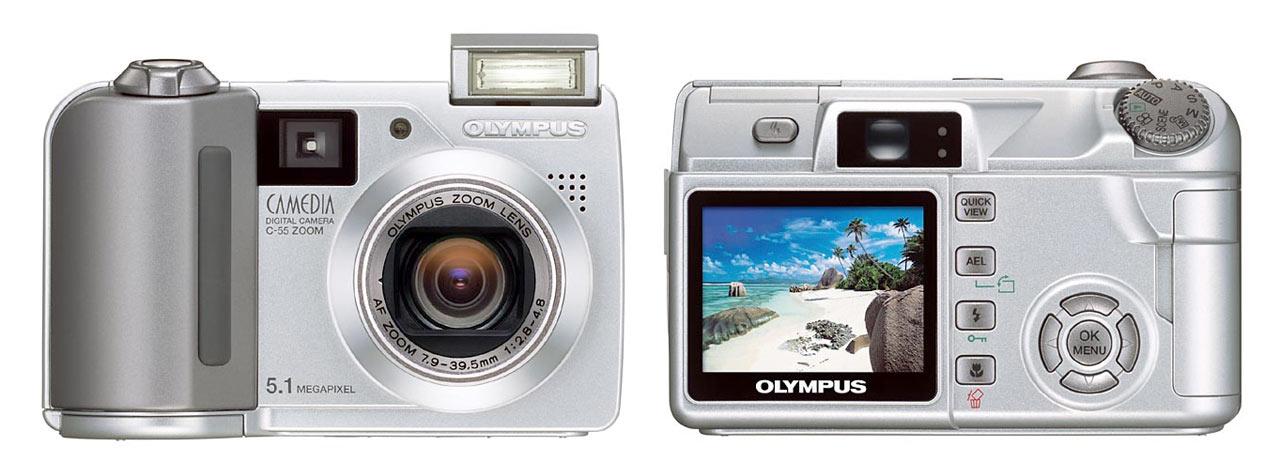 olympus c 55 c 5500 sport zoom digital photography review rh dpreview com GE Camera Manual Digital Concepts Camera Drivers