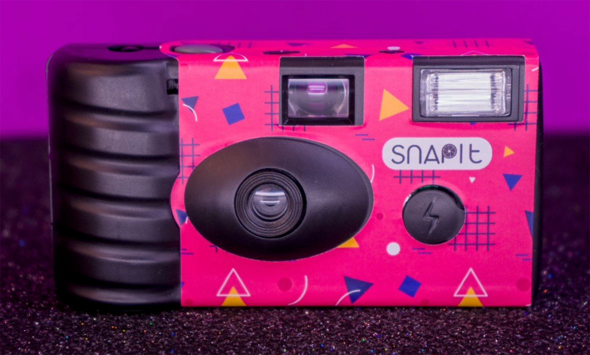 Snap It is a subscription service for disposable cameras: Digital  Photography Review