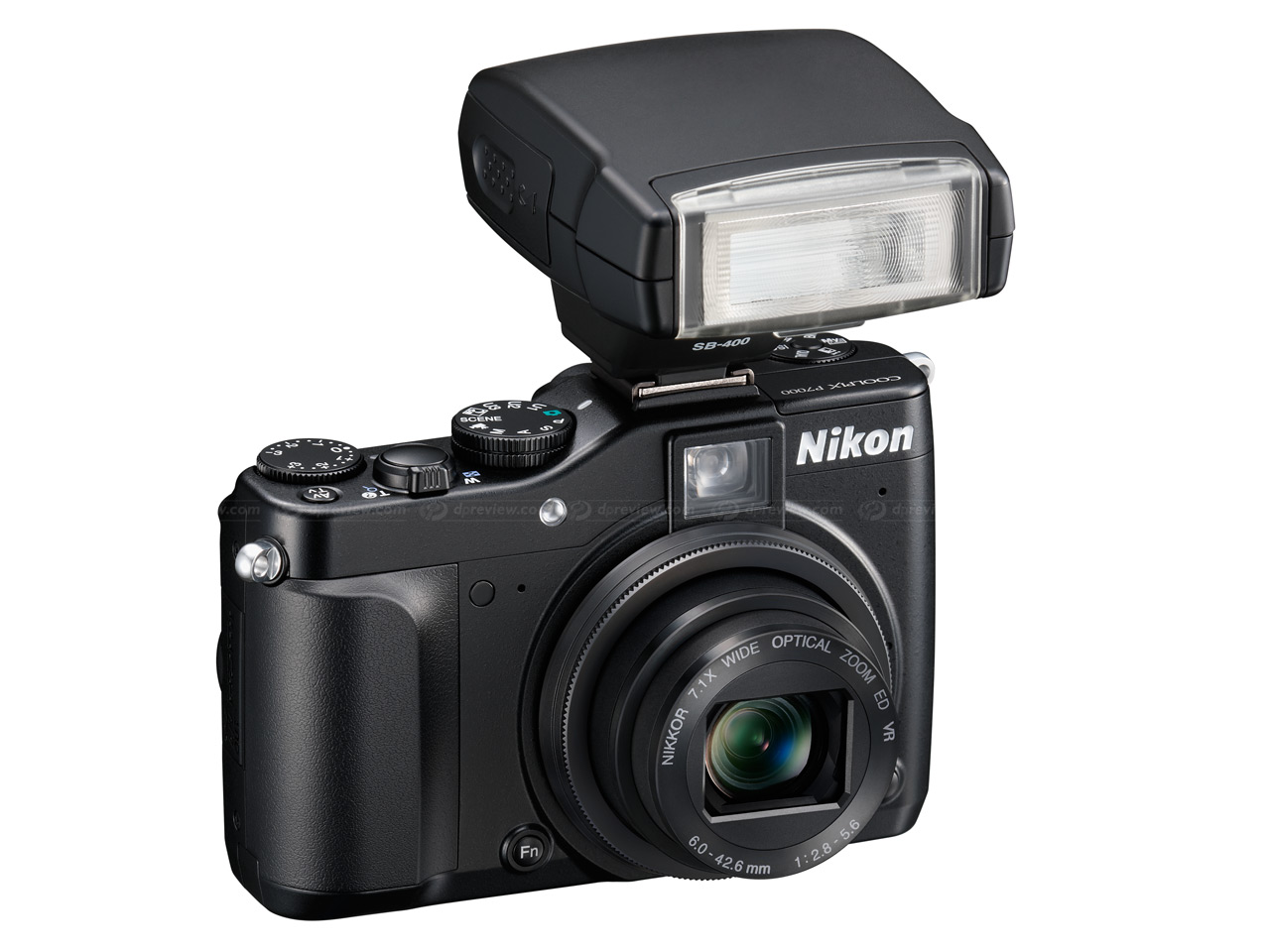nikon coolpix p7000 announced and previewed digital photography review. Black Bedroom Furniture Sets. Home Design Ideas