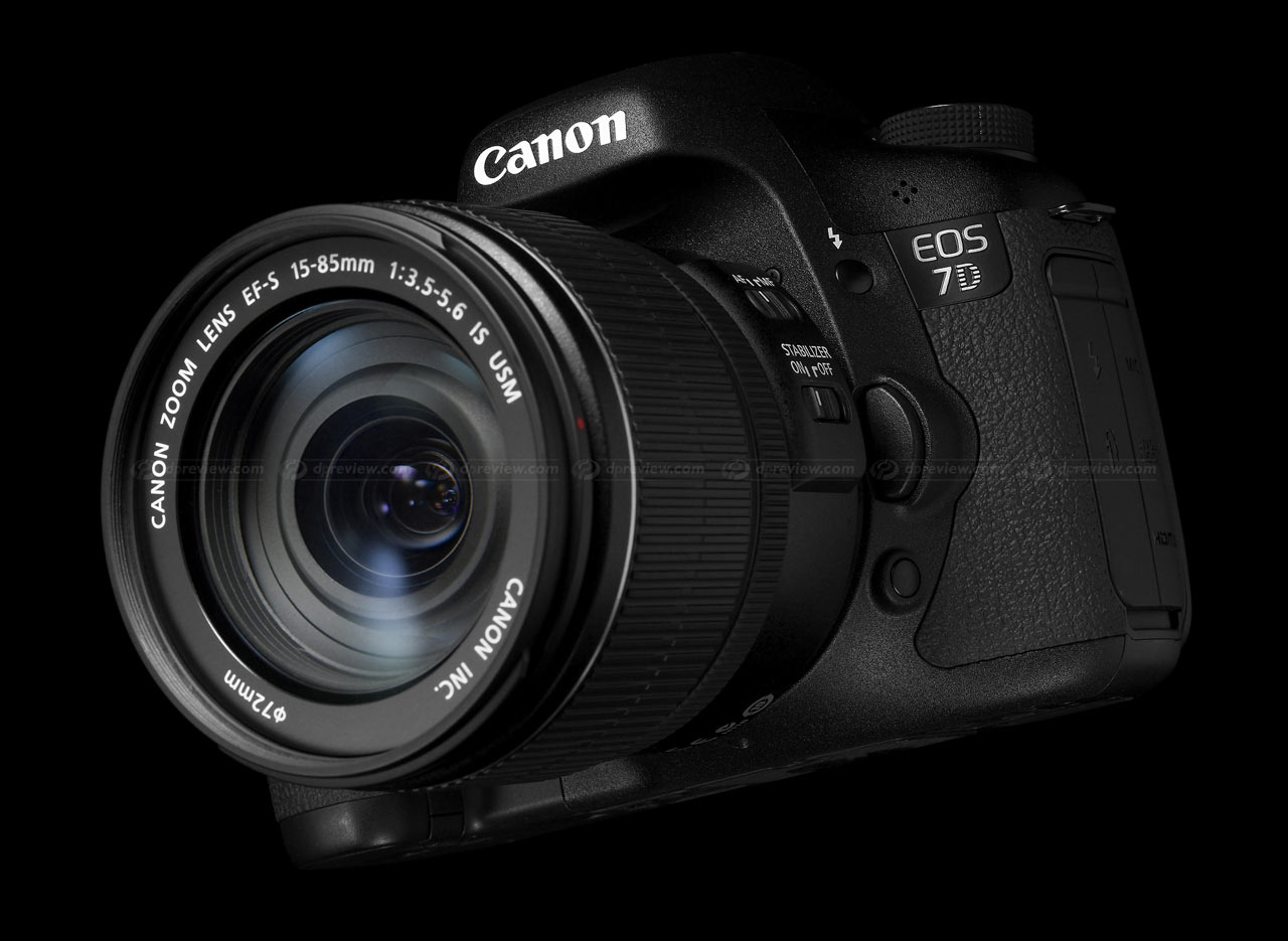 Canon introduces the eos 7d innovative technologies and intuitive build define a new photographic experience