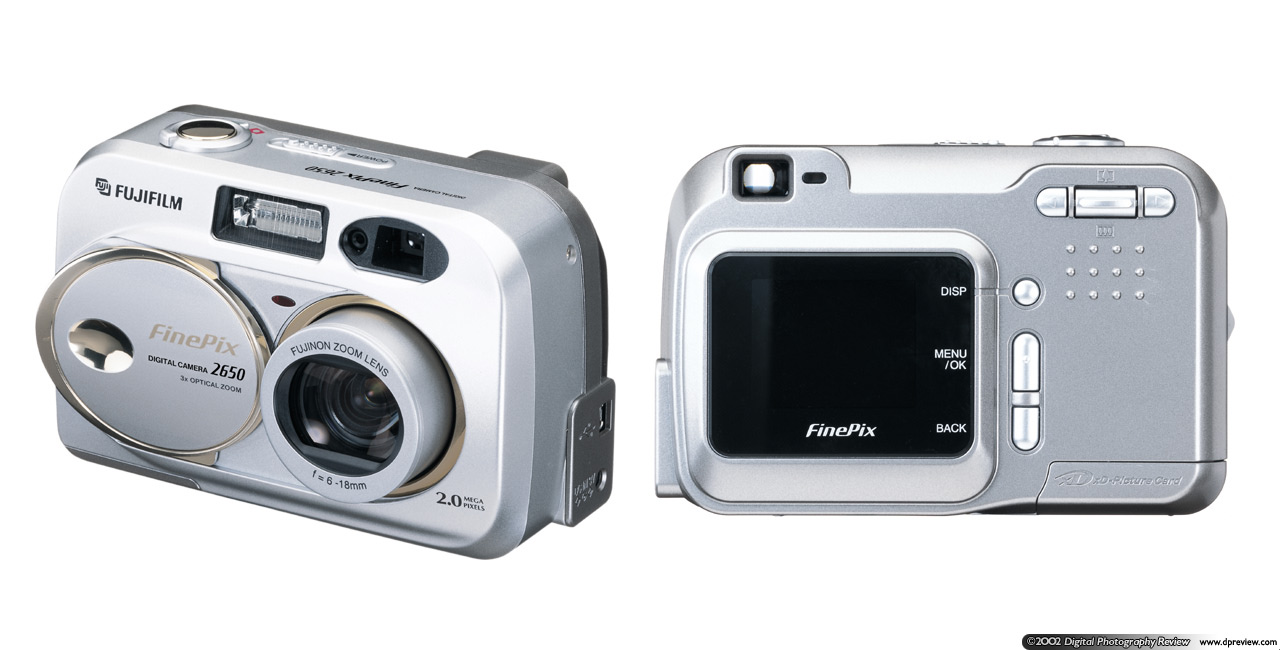 Fujifilm Announce Five New Xd Digital Cameras Digital