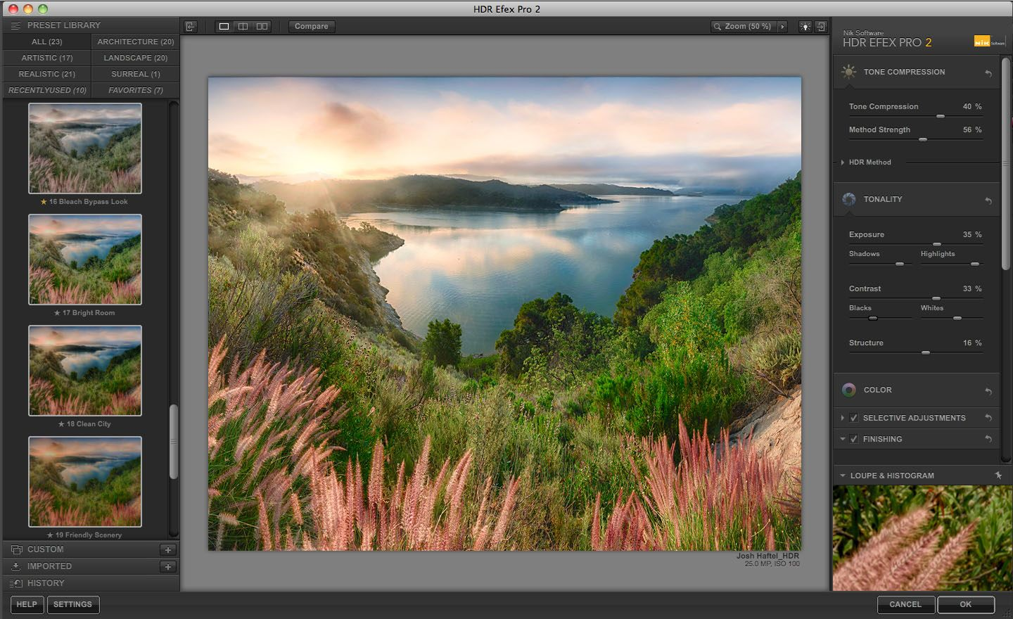 Photomatix tone mapping v1.2 for photoshop scotch