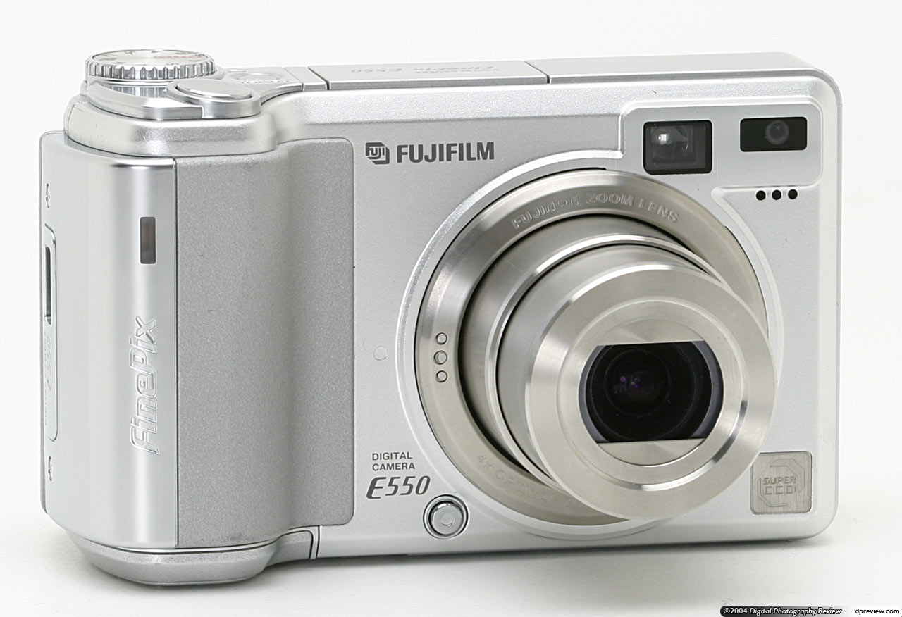Fujifilm FinePix E550 Zoom Review: Digital Photography Review