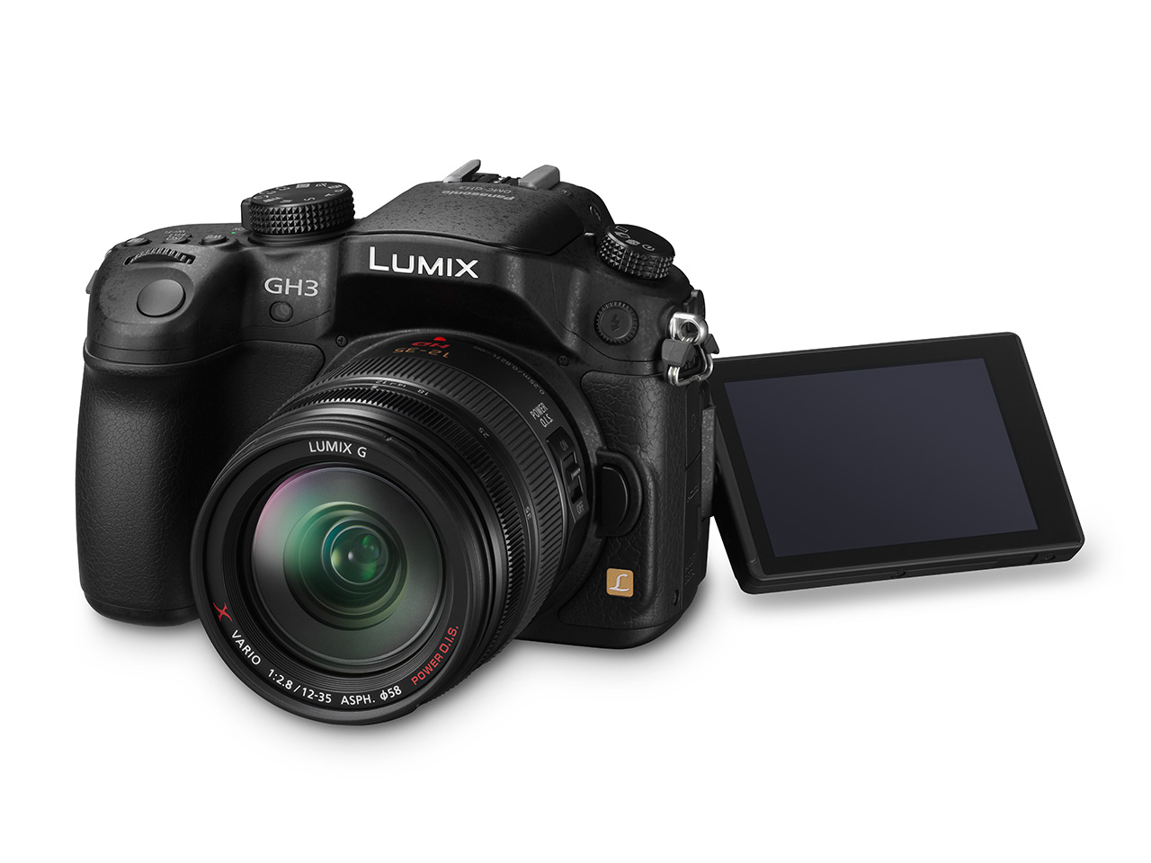 Panasonic GH3 Review