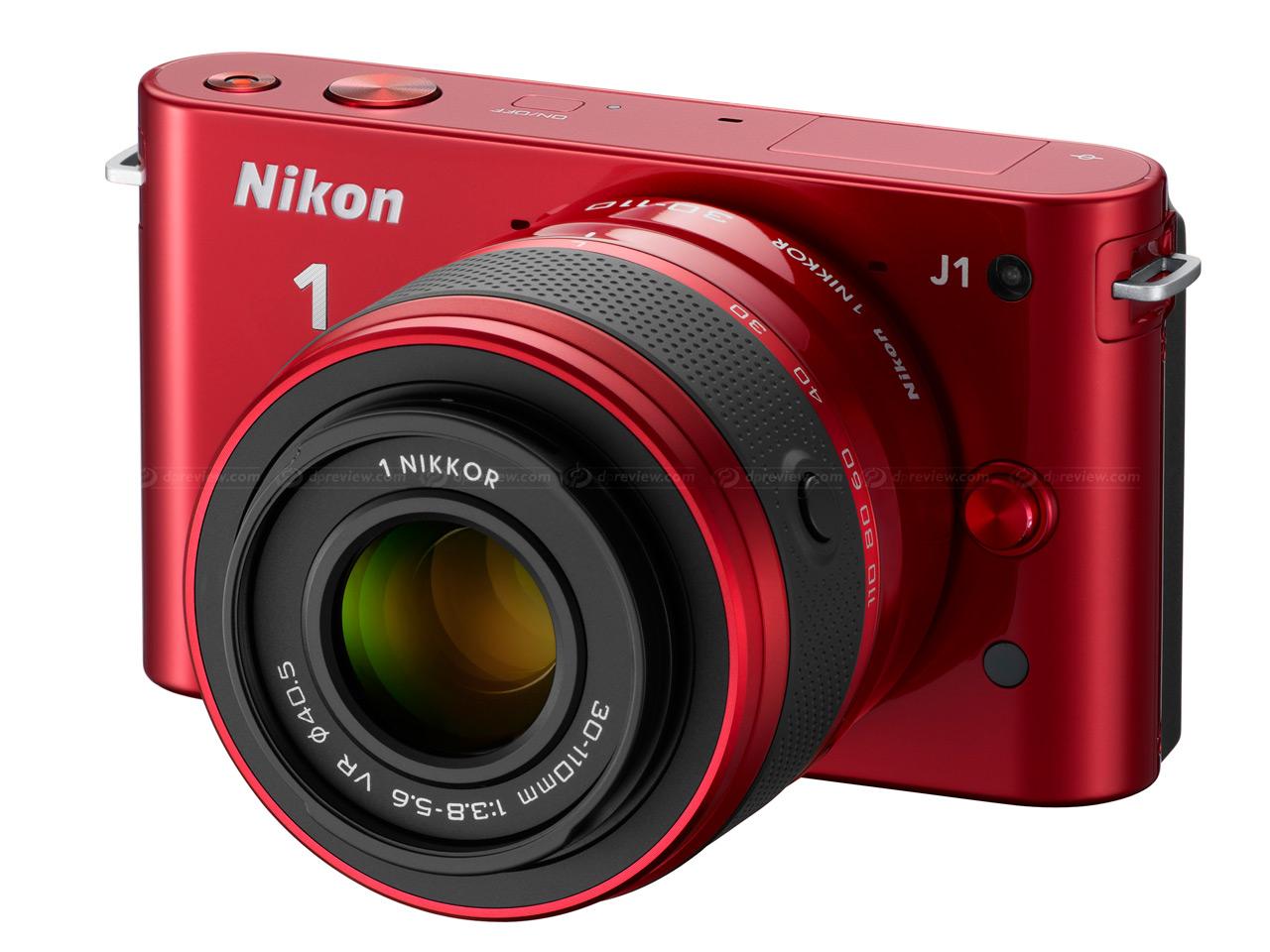 Camera Nikon Smallest Dslr Camera nikon unveils j1 small sensor mirrorless camera as part of 1 the j1