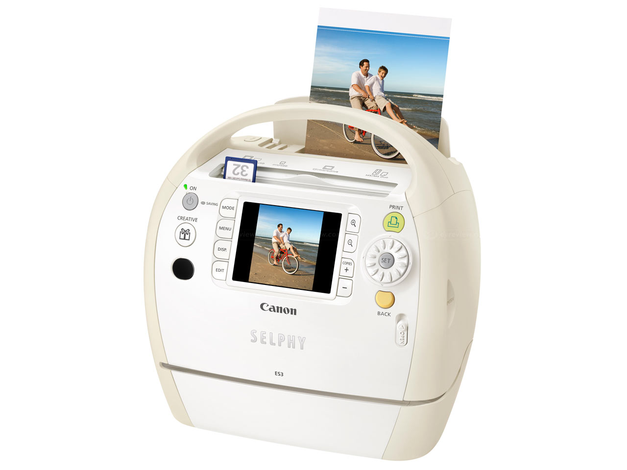 Canon launches SELPHY ES3 & ES30 Photo Printers: Digital ...